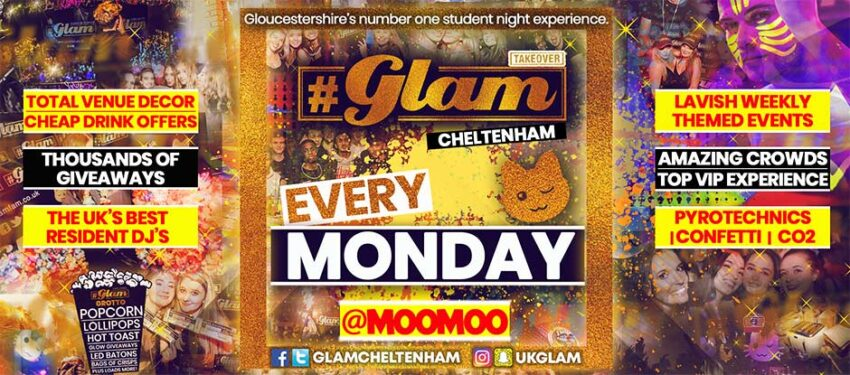 gloucestershire's biggest student events