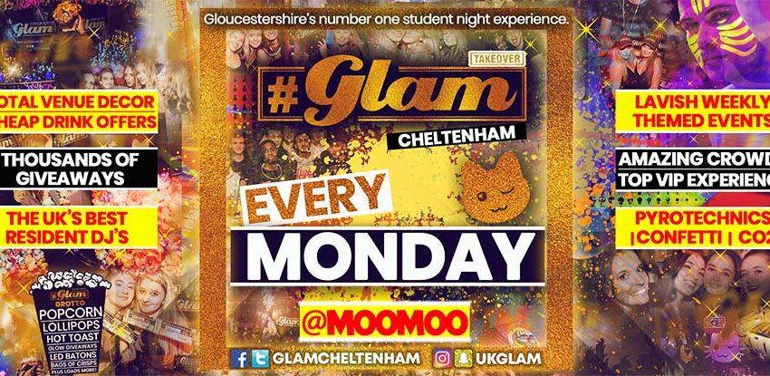 Glam Cheltenham | Gloucestershire's Wildest Student Events