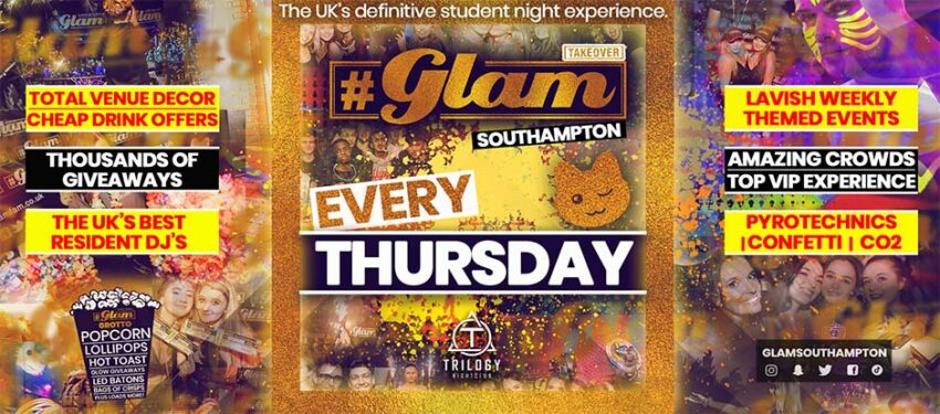 Fully Loaded Student Events in Southampton